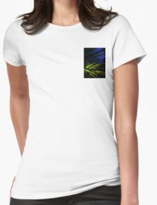 Funky Design Womens Fitted T-Shirt