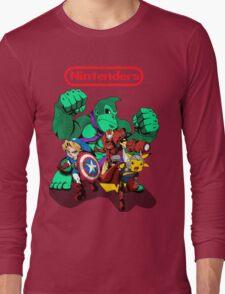 Nintenders Long Sleeve T-Shirt