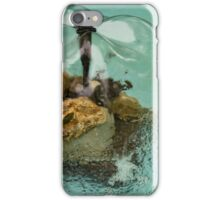Flower Fountain - Whimsical Water Feature to Delight You iPhone Case/Skin