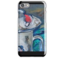 China pot by Simon Williams-Im iPhone Case/Skin