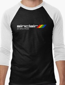 Spectrum zx Men's Baseball ¾ T-Shirt