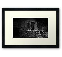 House of the Spirits Framed Print