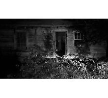 House of the Spirits Photographic Print