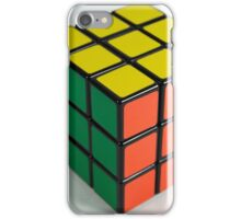 The Puzzle Solved iPhone Case/Skin
