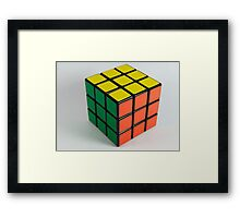 The Puzzle Solved Framed Print