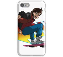 Hoverboard Marty iPhone Case/Skin