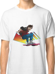 Hoverboard Marty Classic T-Shirt