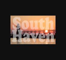 South Haven, Michigan Sunset Gathering Unisex T-Shirt