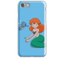 The Misty Mermaid iPhone Case/Skin