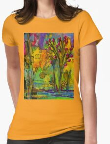 Our Secret Place Womens Fitted T-Shirt