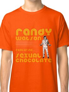 Sexual Chocolate Band Tee Classic T-Shirt