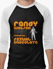 Sexual Chocolate Band Tee Men's Baseball ¾ T-Shirt