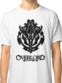 Overlord Anime Guild Emblem - Ainz Ooal Gown Classic T-Shirt