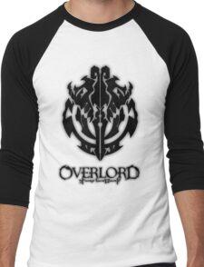 Overlord Anime Guild Emblem - Ainz Ooal Gown Men's Baseball ¾ T-Shirt