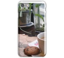A Perfect break by Simon Williams-Im iPhone Case/Skin