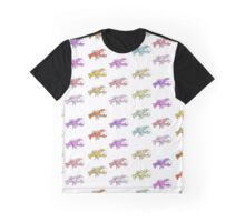 Messy Lobsters Graphic T-Shirt