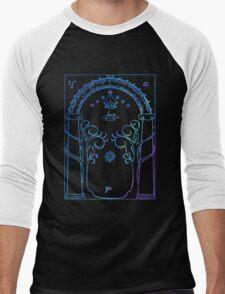 Door of Moria Men's Baseball ¾ T-Shirt