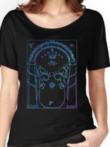 Door of Moria Women's Relaxed Fit T-Shirt