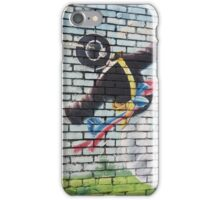 PHOTO: ITAEWON'S DOORWAY by Simon Williams-Im iPhone Case/Skin