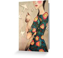 day dream Greeting Card