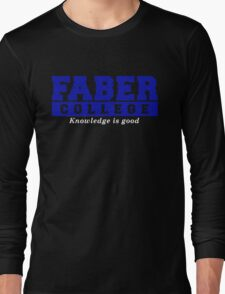 Faber College NATIONAL LAMPOON Animal House Long Sleeve T-Shirt