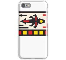 Lego Spaceship Console iPhone Case/Skin
