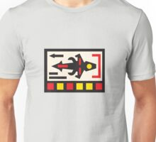 Lego Spaceship Console Unisex T-Shirt