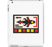 Lego Spaceship Console iPad Case/Skin