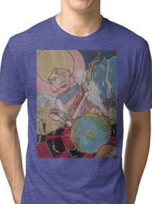The Guardian of Peace Tri-blend T-Shirt
