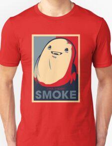 Chub Dislikes Smoke! Unisex T-Shirt