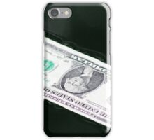 Floating Bill in water iPhone Case/Skin