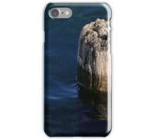 Single Old Piling 2 iPhone Case/Skin