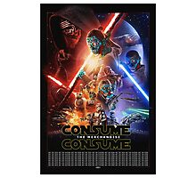 Star Wars Obey Photographic Print