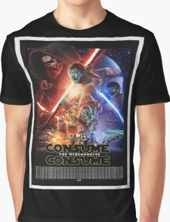Star Wars Obey Graphic T-Shirt