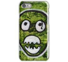 Mighty Boosh Seedy Pete Painting Art iPhone Case/Skin