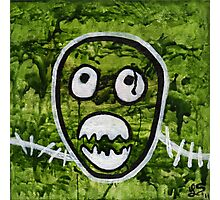 Mighty Boosh Seedy Pete Painting Art Photographic Print