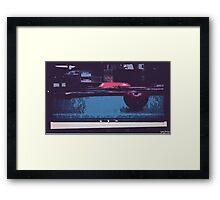 Game of Billiards  Framed Print
