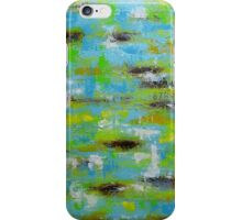 """Monet's Garden Dream"" iPhone Case/Skin"
