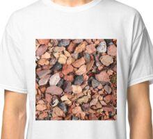 COLORED ROCKS Classic T-Shirt