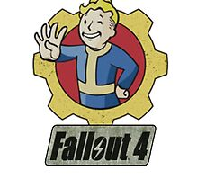 Fallout 4: Vault Boy by angeltrom