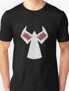 Comic Book Bane Mask Unisex T-Shirt