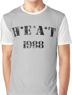 H*E*A*T Graphic T-Shirt