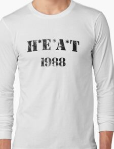 H*E*A*T Long Sleeve T-Shirt