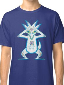 Golduck Pokemuerto | Pokemon & Day of The Dead Mashup Classic T-Shirt