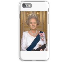 Queen Bill iPhone Case/Skin