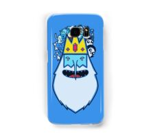 King of the ice Samsung Galaxy Case/Skin