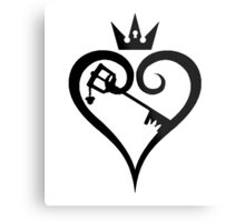 Key to the Kingdom of your Heart Metal Print
