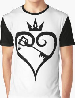 Key to the Kingdom of your Heart Graphic T-Shirt
