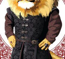 Lion Tyrion Sticker