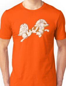 Arcanine Pokemuerto | Pokemon & Day of The Dead Mashup Unisex T-Shirt